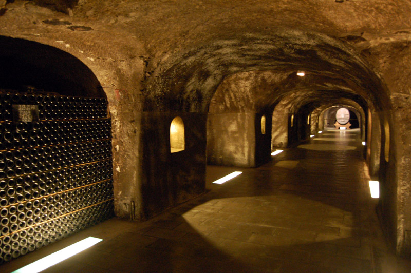 Champagne Cave Tours Epernay
