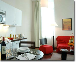 Hotel Park Et Suites Part Dieu Lyon France
