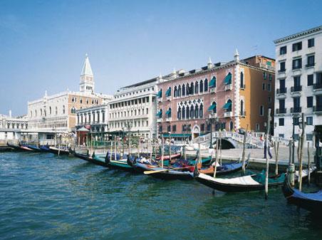 Hotel Danieli, Venice, Italy