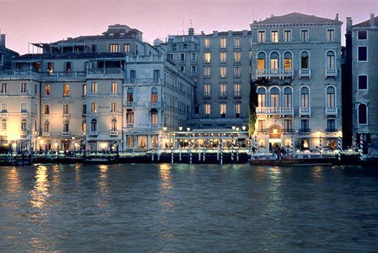 Rooms - Europa & Regina Hotel, Venice