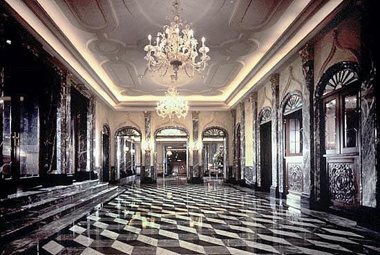 Hotel The Westin Europa Amp Regina Venice Italy