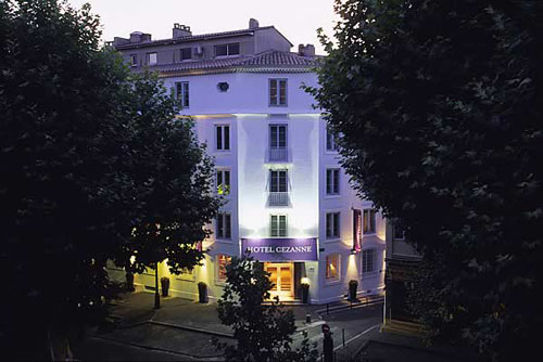 Hotel paul czanne in aix en provence for Hotel cezanne boutique hotel