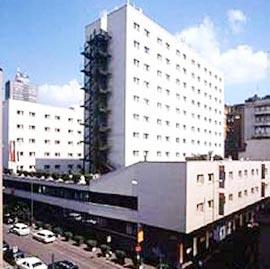 Hotel Ibis Milano Stazione Centrale