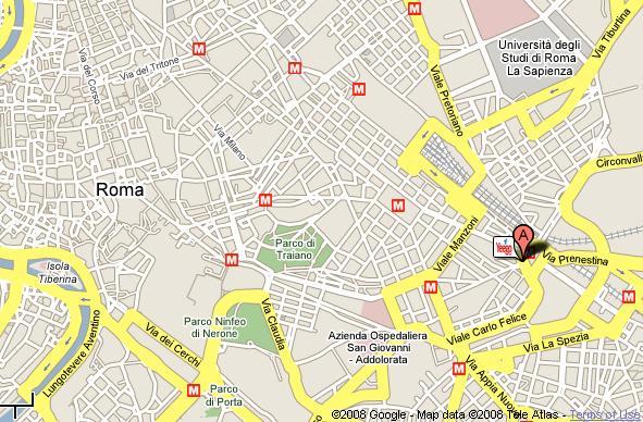 Portamaggiore Hotel Rome Italy