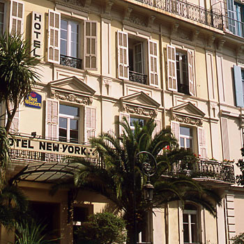 Best Western Hotel New York Is A Charming 3 Star In The Heart Of Nice It Welcomes You All Year Round To One Most Beautiful Regions France