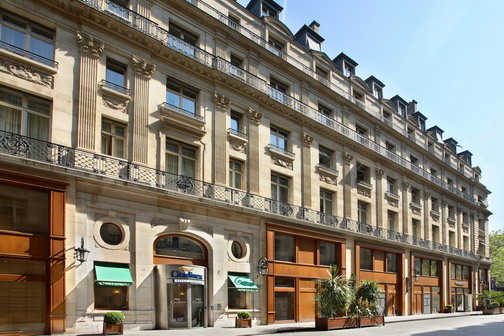 Residence citadines paris opera vendome for Appart hotel vendome