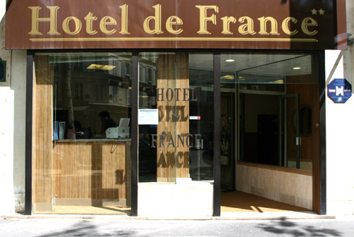 Lanton France  city pictures gallery : Grand Hotel de France