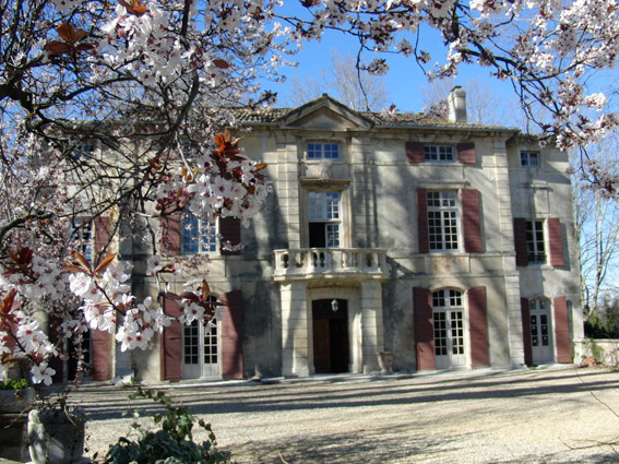 Hotel Chateau Des Alpilles SaintRemydeProvence France
