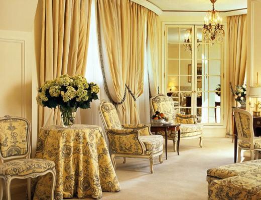 Hotel Saint Honore Paris France
