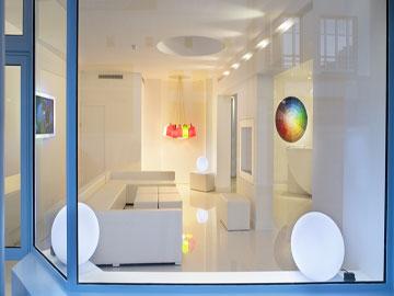 Hotel relais de paris lyon bastille for Color design hotel paris