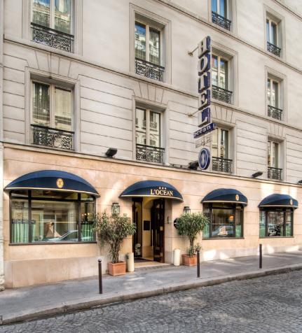 Hotel De L Ocean Paris