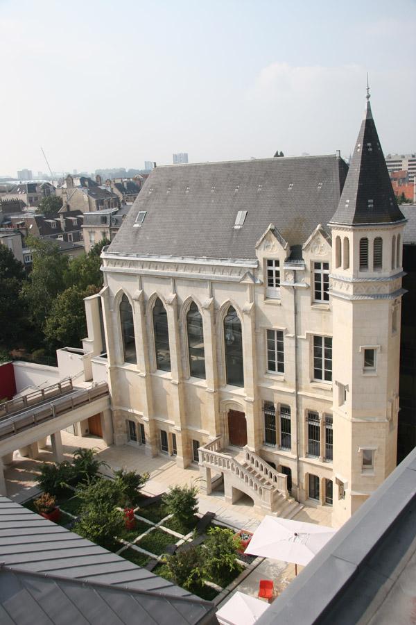 Hotel De La Paix Rheims