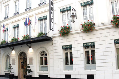 Hotel Duminy Vendome Paris