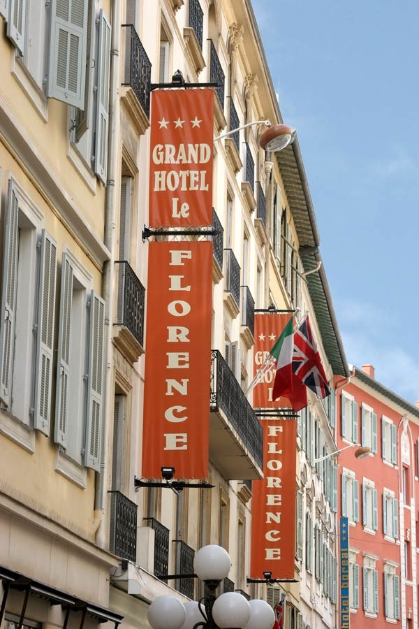 Totally Trade Direct >> Grand Hotel Le Florence in Nice - French Riviera