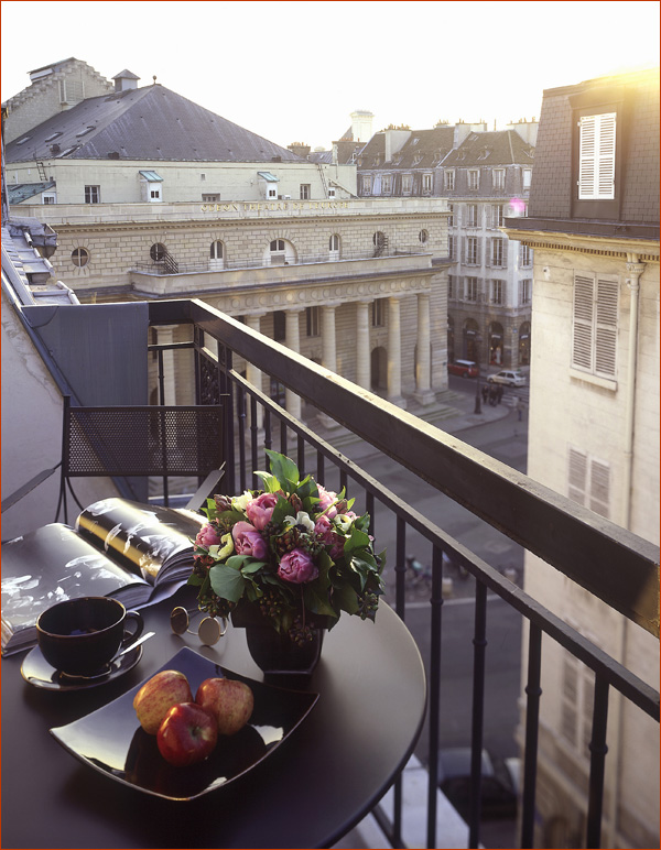 Hotel jardin de l 39 odeon paris france for Hotel jardins paris