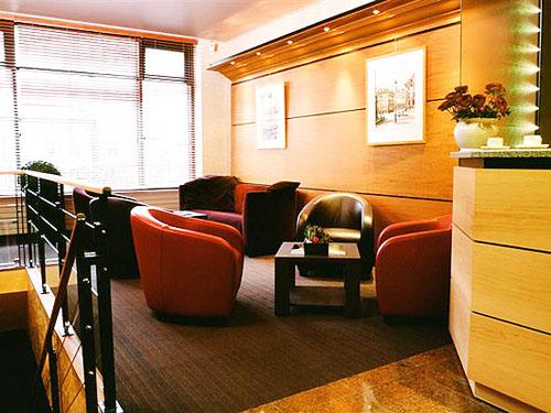 Hotel Londres New York Saint Lazare