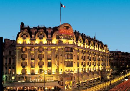 Hotels Boulevard Raspail Paris France