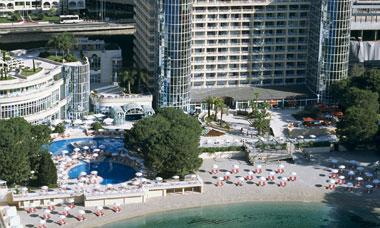 Hotel Meridien Monaco France