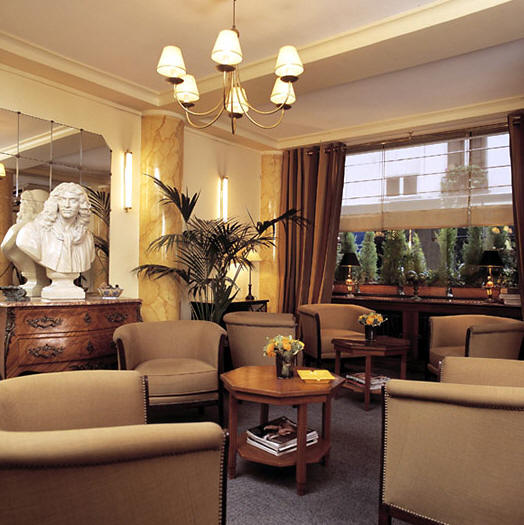 Hotel Moliere Paris