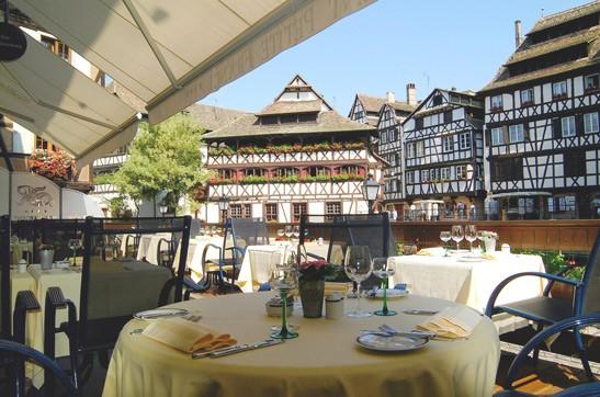 Hotel regent petite france in strasbourg alsace for Hotel design strasbourg