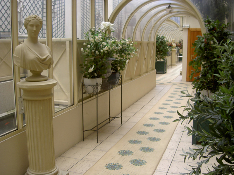 Hotel Royal Saint Honor 233 Paris