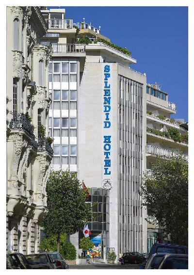 Hotel Splendid In Nice France