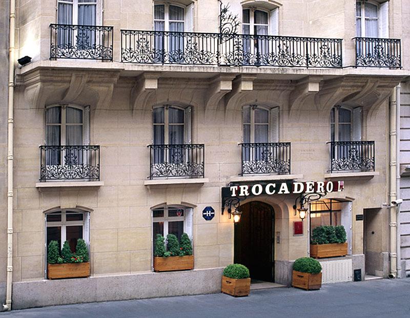 Best Western Trocadero La Tour Hotel Paris
