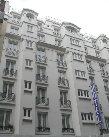 Hotel Ambassadeur in Paris