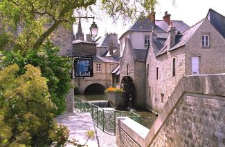 Hotels in Normandy, France