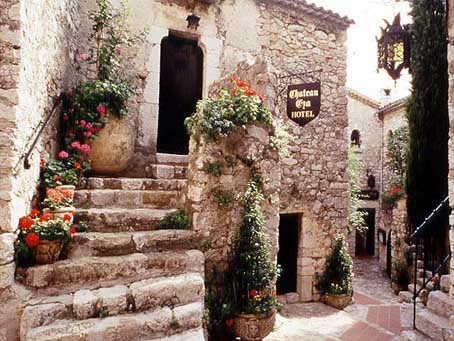 Chateau Eza Eze