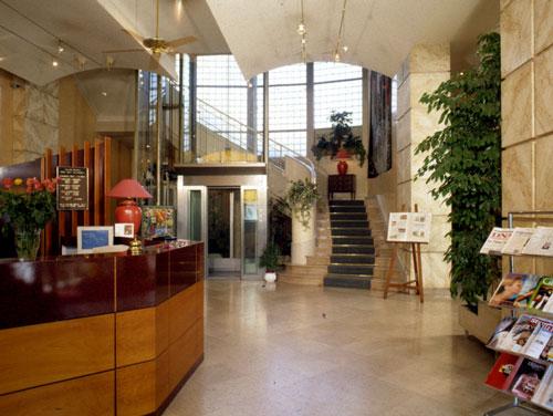 Le grand hotel in strasbourg alsace - Hotel de luxe strasbourg ...