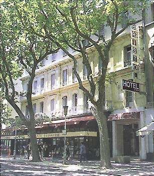 Hotel Bristol In Avignon France