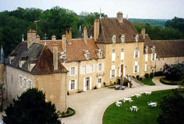 Hotel Chateau Du Vault De Lugny