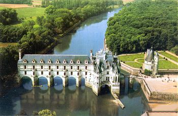 Chateau of Chenonceau - Loire Valley