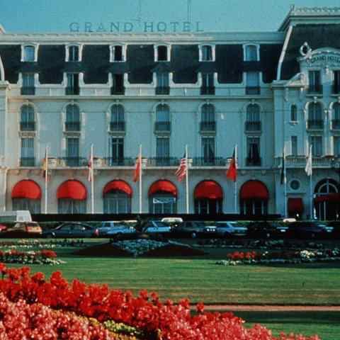 Cabourg grand hotel for Hotels cabourg