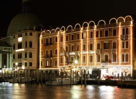 Carlton Grand C Hotel Venice Italy