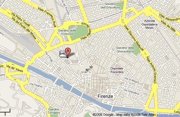 Florence Hotels Near Train Station