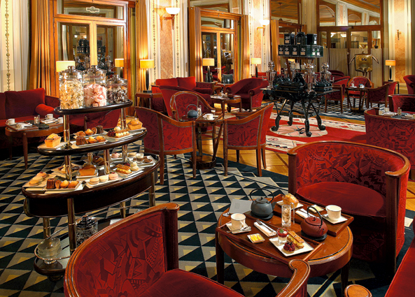 Hotel lutetia in paris - Le lutetia paris restaurant ...