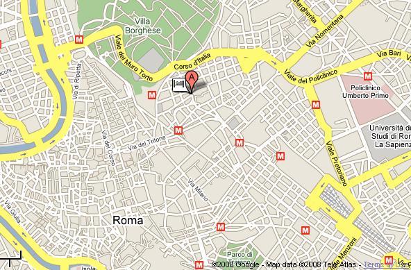 Regina Hotel Baglioni Rome Italy