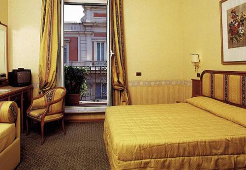 Hotel Regno Rome Italy