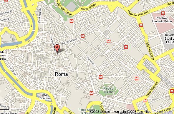 Hotel Regno Via Del Corso