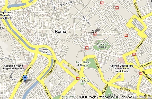 Ripa Hotel Rome Italy
