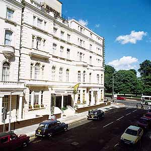 Thistle kensington hotel for Thistle kensington gardens hotel