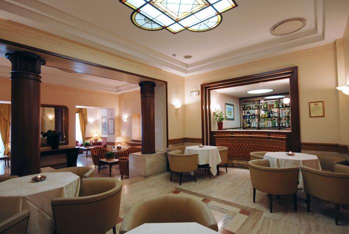 Diana Hotel Rome Italy