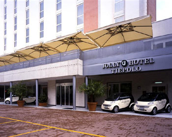 The Jolly Hotel Tiepolo Is Situated In A Stategic Position Just 300 Metres From Another Europa Trade Fair Area About 2