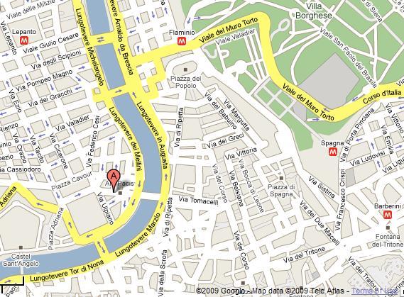 Hotel Diplomatic - Rome Rservation avec m