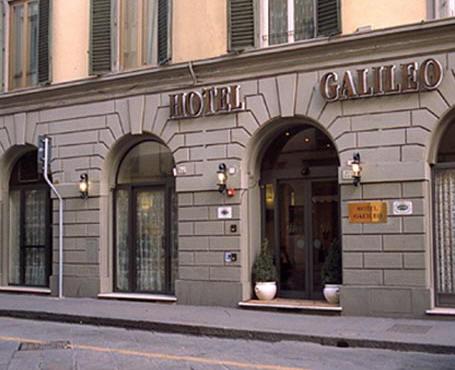 Hotel Galileo Florence Italy