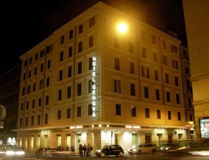 Genova Hotel Rome Italy