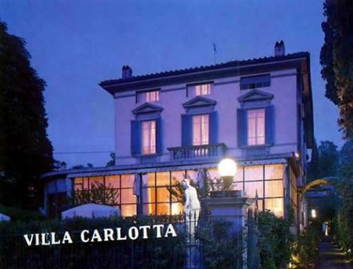 HOTEL VILLA CARLOTTA, FLORENCE