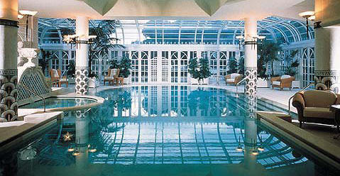Hotel Cavalieri Hilton Rome Italy